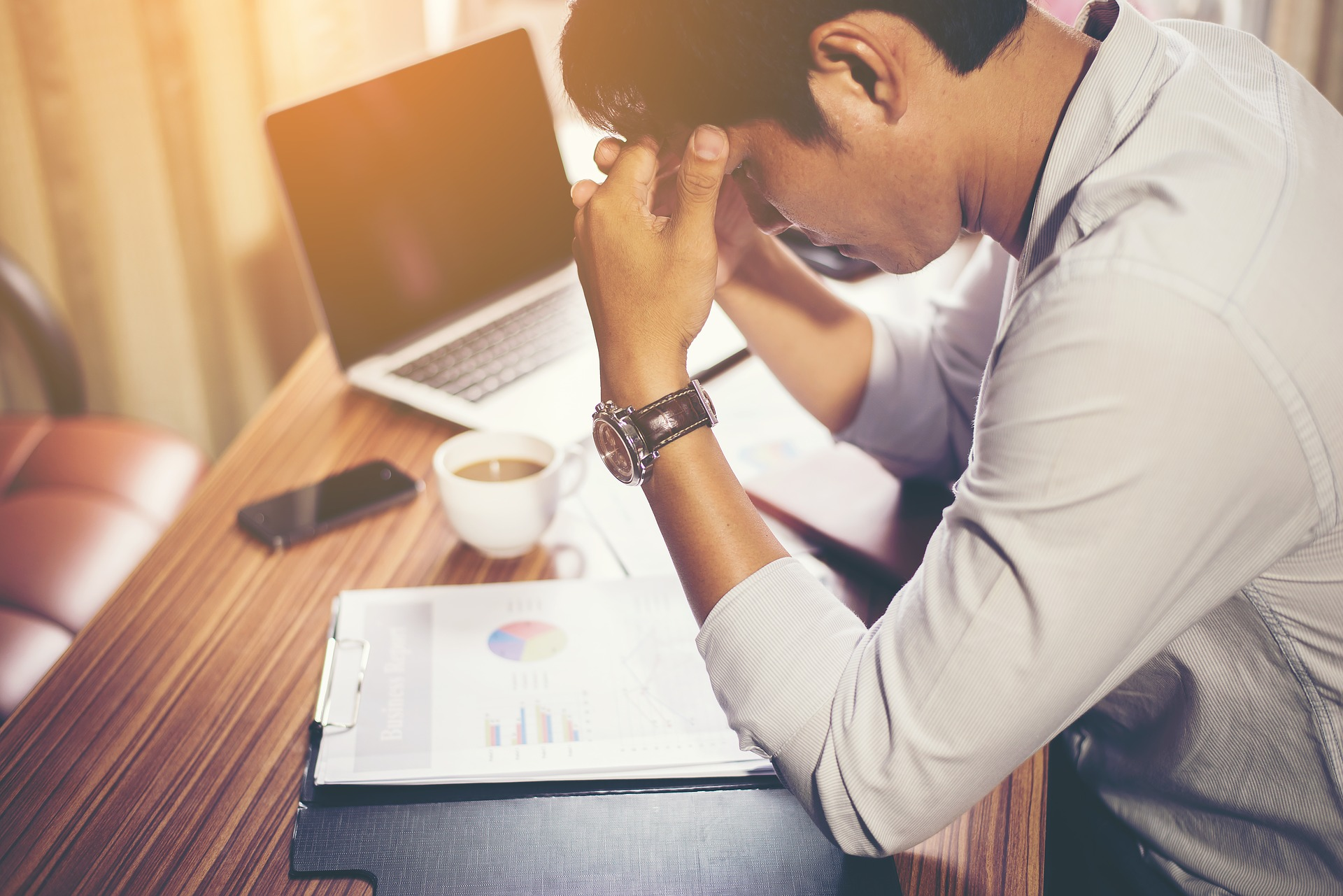 Warning Signs of Business Burnout